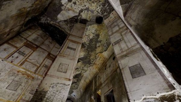 Rome's Domus Aurea reopens to visitors - image 3