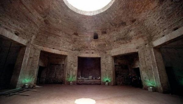Rome's Domus Aurea reopens to visitors - image 2