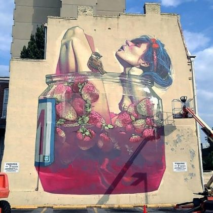Street art in Rome reaches new heights - image 4