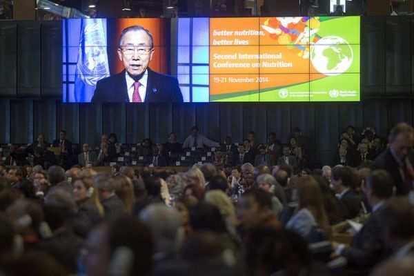 Global nutrition summit meets in Rome - image 2