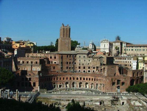 Museo dei Fori Imperiali and Trajan's Markest - image 1