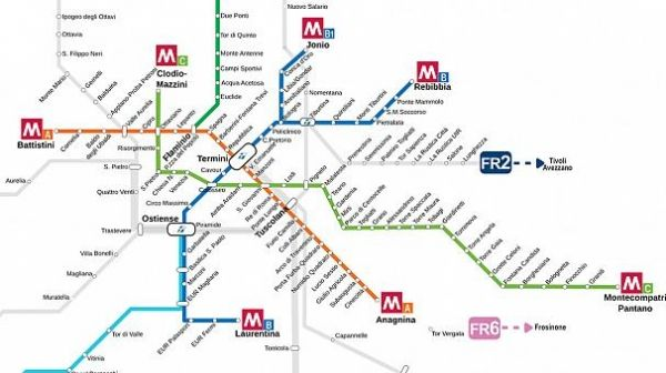 First stretch of Rome's Metro C opens - image 2