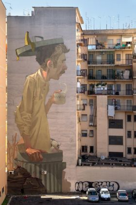 Street art in Rome reaches new heights - image 3