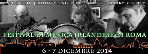 Traditional Irish music festival in Rome - image 3