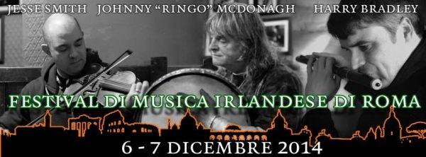 Traditional Irish music festival in Rome - image 3