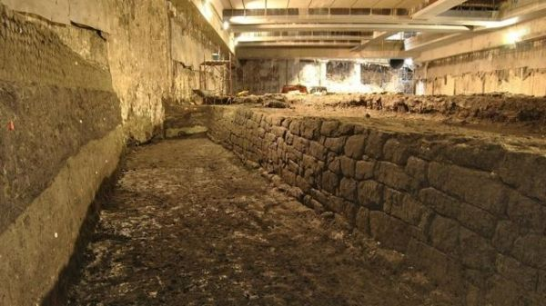 Massive ancient Roman reservoir excavated on Metro C site - image 3