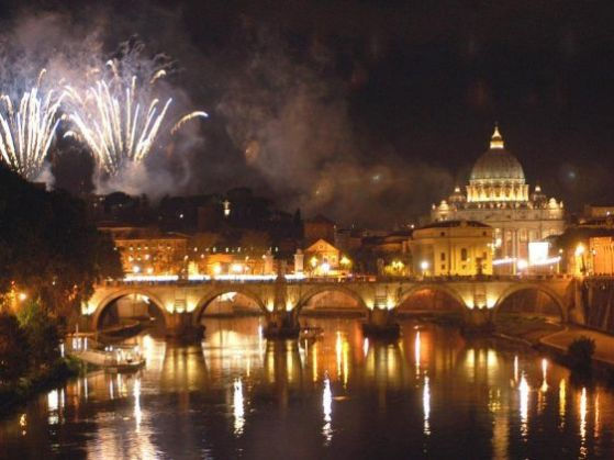 New Year's Eve in Rome - image 1