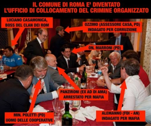 Rome mafia exploited immigrants and gypsies - image 3