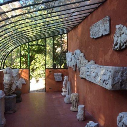 Villa Wolkonsky opens archeological museum - image 2