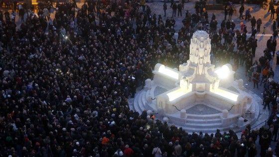 Rome's Piazza Testaccio restored - image 3