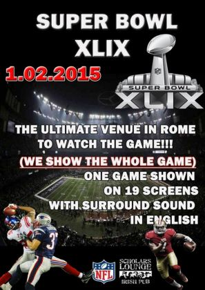 Super Bowl in Rome - image 4