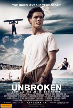 Unbroken showing in Rome - image 2