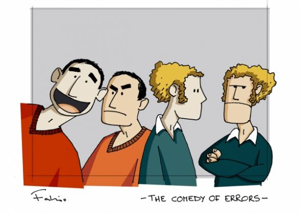 The Comedy of Errors - image 1