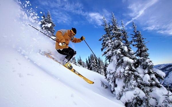 Skiing near Rome - image 2