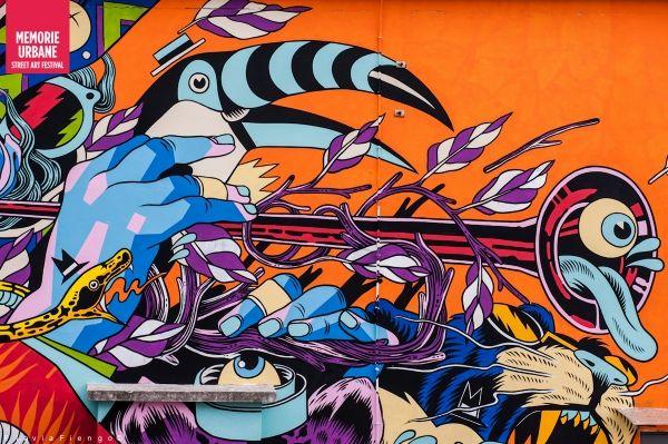 Memorie Urbane Street Art Festival - image 1