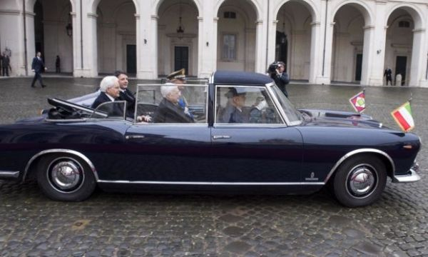 Rome's presidential palace to open daily - image 4