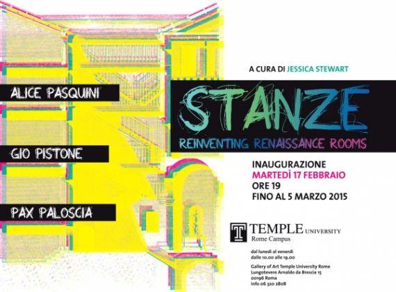 Stanze, reinventing Renaissance rooms - image 4
