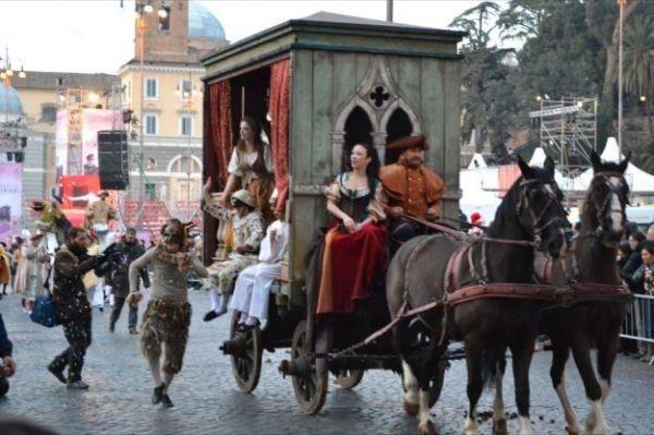 Carnival in Rome - image 2