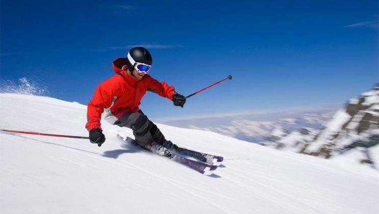Skiing near Rome - image 1