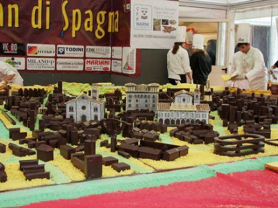 Cioccolentino festival in Terni - image 3