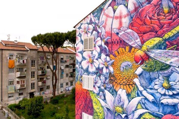 More street art in Rome - image 3