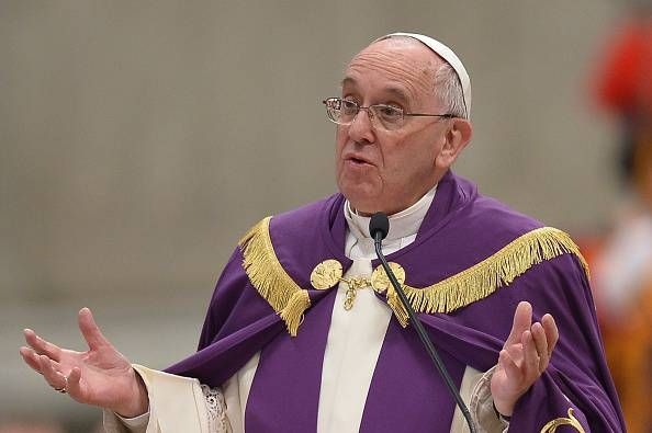 Pope Francis declares Holy Year in Rome - image 1