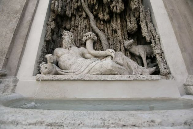 Rome's Quattro Fontane monuments restored - image 1