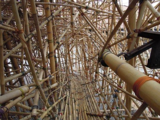 Last chance to climb MACRO's Big Bambú - image 2