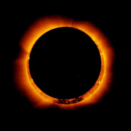 Solar eclipse in Rome - image 3