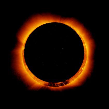 Solar eclipse in Rome - image 3