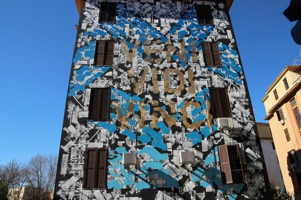 Major street art project in Rome - image 3