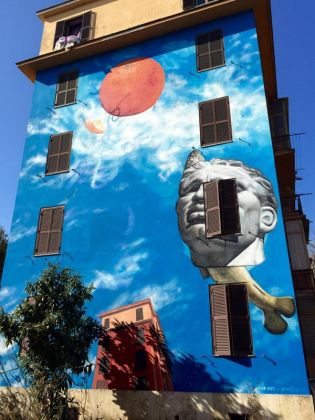 Major street art project in Rome - image 1