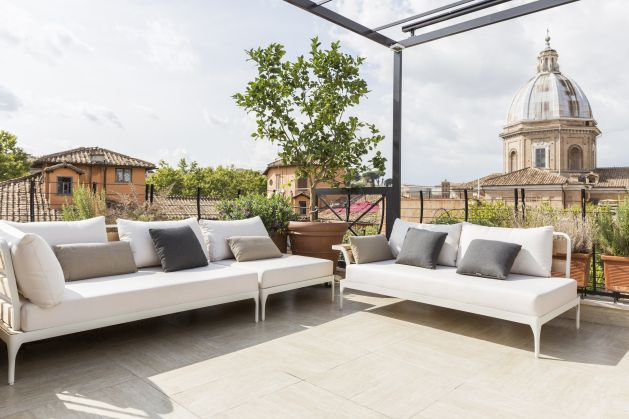Exceptional home with a stunning view in the center of Rome - image 1