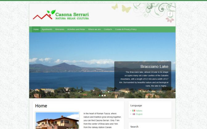 Web designer and webmaster available in Rome - image 3