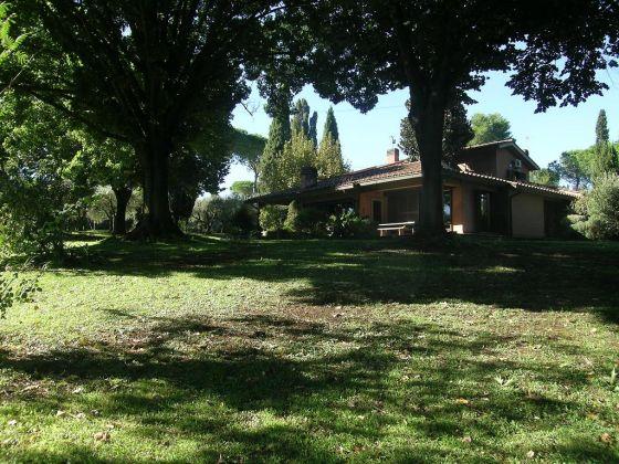Rent prestigious villa Cassia Grottarossa - image 4