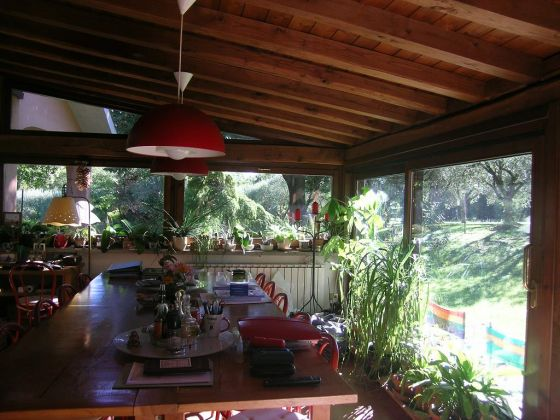 Rent prestigious villa Cassia Grottarossa - image 19