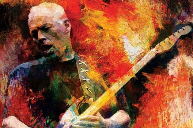 David Gilmour - Live at Pompei special offer for WIR Card Holders - image 1