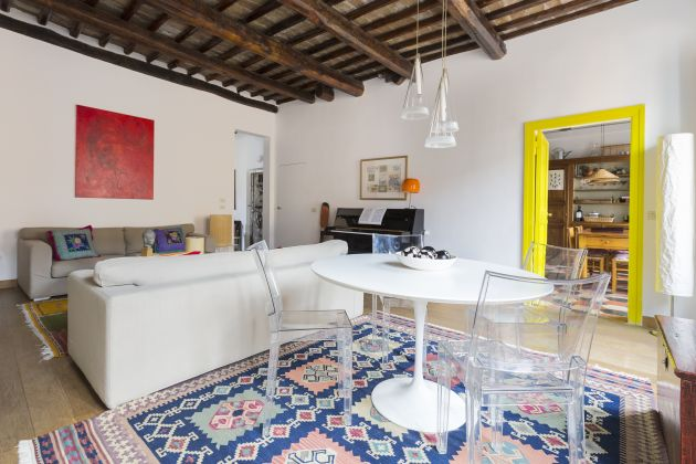 Stylish one bed near Campo de' Fiori - image 1