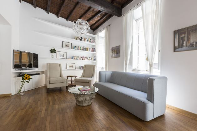 Charming 2 bedroom near Piazza del Popolo - image 1