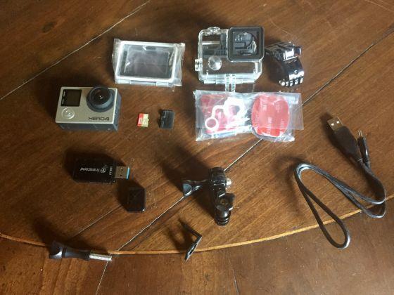Selling 2 GoPro4 Black - image 1