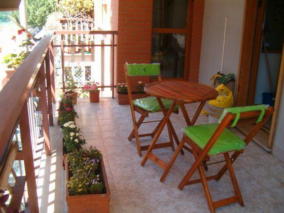 Residence -  apartment 1bdr 1 bthr terrace Roma EUR - image 8