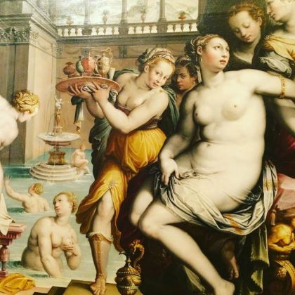 The Sacred and the Sexual - Sunday october 22nd at Palazzo Barberini - image 2