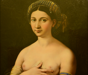 The Sacred and the Sexual - Sunday october 22nd at Palazzo Barberini - image 3