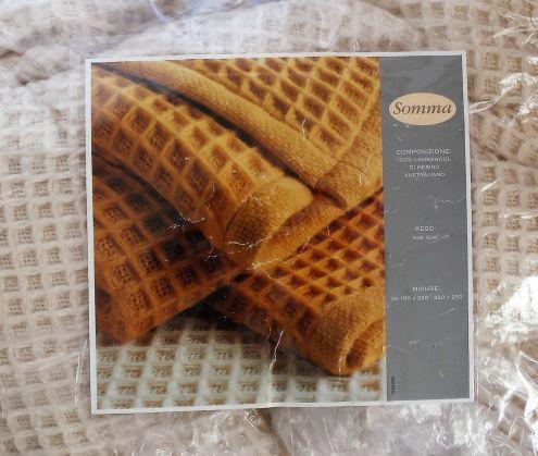 Wool blanket - image 1