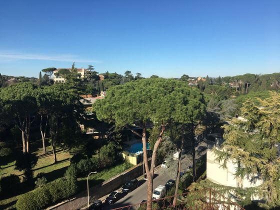 1-bedroom Penthouse near Ponte Milvio & Stadium - IMMOBILIARE ZANNI - image 5