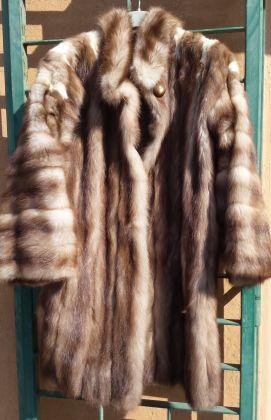 Mink  fur coat - image 1