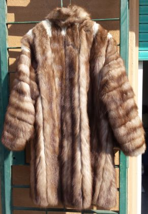 Mink  fur coat - image 3