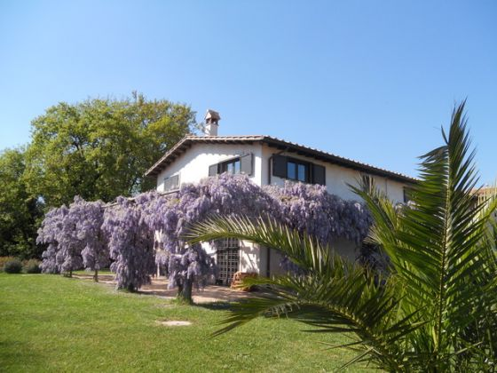 Cesano - 3-bedroom apartment in farm house compound - image 1