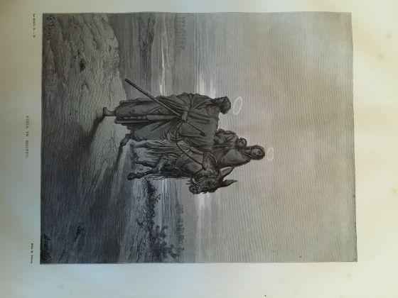 Ancient Bible with 230 original Gustave Doré illustration (Gospel too) - ed. 1869 - image 8
