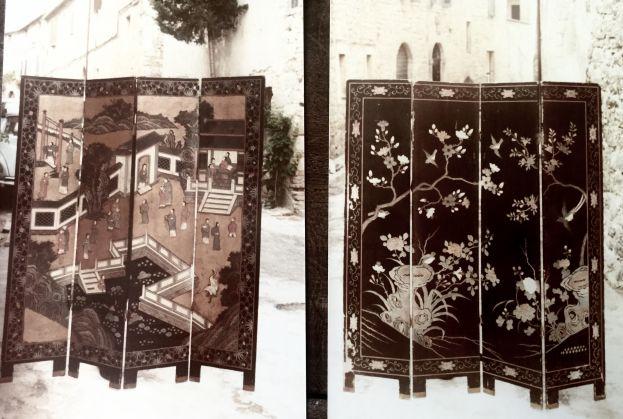 Chinese ancient screen (Coromandel, beginning XIX Century) - image 3